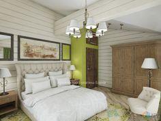 Фотографии [265589]: Интерьер спальни в скандинавском стиле от архитектора Елена Булагина