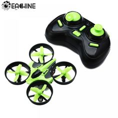 EACHINE Mini UFO Quadcopter Drone 6 Axis Headless Mode Remote Control Nano Quadcopter RTF Mode 2 (Green) >>> Click image for more details. (This is an affiliate link) Drone Rc, Drone Quadcopter, Drone Remote, Camera Drone, Ufo, Ideas Collage, Mode 3d, Rc Hobby Store, Tiny Gifts