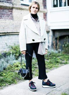 Copenhagen Fashion Week's Hippest 27 Outfits via @WhoWhatWearUK