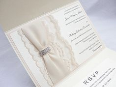 Lace wedding invitations by Lavender Paperie. Thank you for visiting Lavender Paperie and congratulations! We take much pride in the fact that