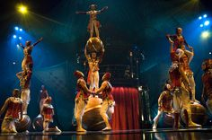Cirque du Soleil Kooza, opening January 4, 2013 at Royal Albert Hall, London