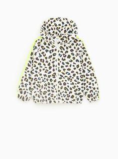 ZARA - Unisex - Animal print sweatshirt with bands - Ecru - 9 years inches) Camouflage Sweatshirt, Tie Dye Sweatshirt, Sweat Shirt, Printed Sweatshirts, Hooded Sweatshirts, Hoodies, Online Zara, Zara United States, Woodstock