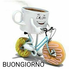 Running on coffee and donuts lol Good Morning Smiley, Morning Love, Good Morning Greetings, Good Morning Good Night, Good Morning Quotes, Morning Coffee, Spanish Greetings, Italian Memes, Morning Thoughts