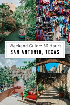 Weekend Guide: 36 Hours in San Antonio, Texas – Lone Star Looking Glass Texas Vacations, Texas Roadtrip, Texas Travel, Travel Usa, Travel Info, Vacation Trips, Weekend Trips, Weekend Getaways, Day Trips