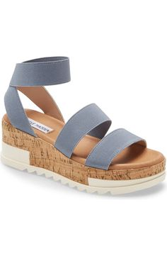 Daily Deals - #summeraccessories Steve Madden Platform Sandals, Platform Wedge Sandals, Summer Wedges, Strappy Wedges, Sandals For Sale, Summer Accessories, Nike Men, Espadrilles, Amigurumi