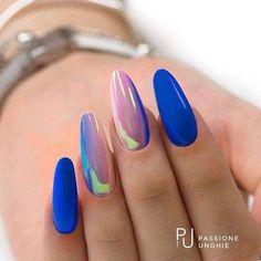 Nail Shapes - My Cool Nail Designs French Manicure Gel, Nail Manicure, Nail Polish, French Manicures, Fancy Nails, Trendy Nails, Hair And Nails, My Nails, Jolie Nail Art