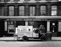 1935: IBM