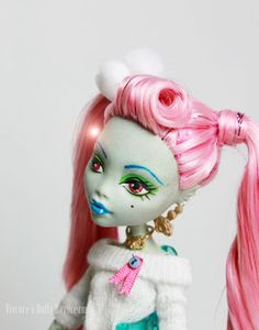 monster high customizing tutorial