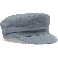 29160a5e489 Isabel Marant Evie cotton-canvas cap (2