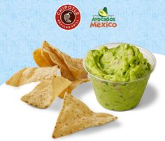 FREE Guacamole and Chips w/ Entree Purchase at Chipotle – EXP 2/7/2017