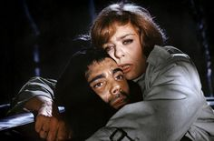"Julián Mateos and Melina Mercouri in ""10:30 P.M. Summer"" (1966)"