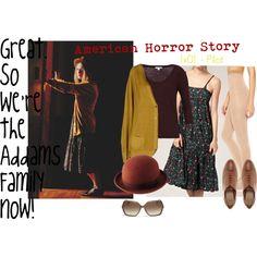 American Horror Story: Murder House - Violet Harmon Style.