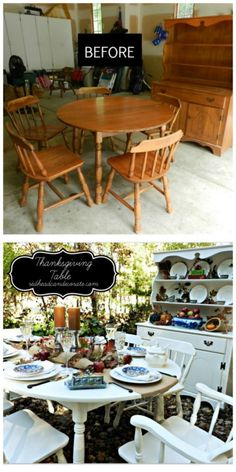 Affordable Thanksgiving Table Makeover