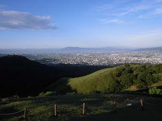 若草山からの眺望 2014.08
