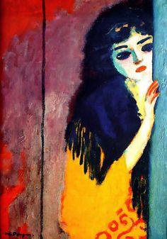 Kees Van DONGEN (1877-1968) - gypsy