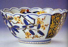 Imari porcelain