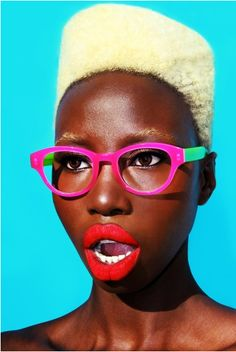 Josef Jasso for la Eyeworks Uncensored Visions Campaign Black Pics, Natural Hair Styles, Short Hair Styles, Pelo Natural, Pinterest Hair, Poster S, Afro Punk, Curly Girl, Beauty Editorial