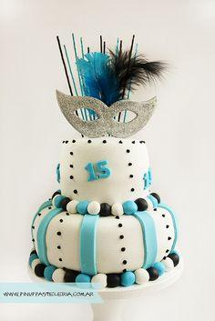 15 Breakfast Ma. Emilia: Masquerade Cake. | Flickr - Photo Sharing!