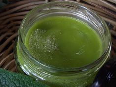 """Comfrey Ointment - Comfrey is known as the """"bone knitting herb"""" which makes this comfrey ointment fantastic for healing bruises, sprains, backpain and aches and pains associated with arthritis."""