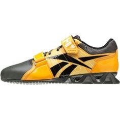 Reebok Crossfit Lifter Herren Schuhe Gewichtheben Solar Gold