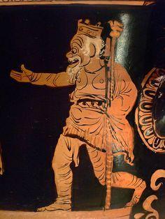 Ancient Greek Theater Actors