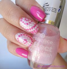 #Nailart #EssenceEffect @Como conoci A vuestra manicura