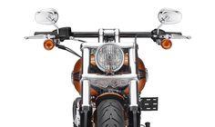 2014 Harley-Davidson® Softail® Breakout® Motorcycles Photos & Videos