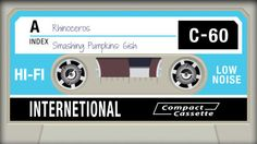 AirCassette retro music player available on the App Store. Retrofy your hi-fi system.