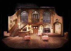 Mark Halpin « World Stage Design 2013 World Stage Design 2013 Stage Set Design, Set Design Theatre, Event Design, Romeo Y Julieta, Interior Design Sketches, Theatre Stage, Scenic Design, Costume Design, Installation Art