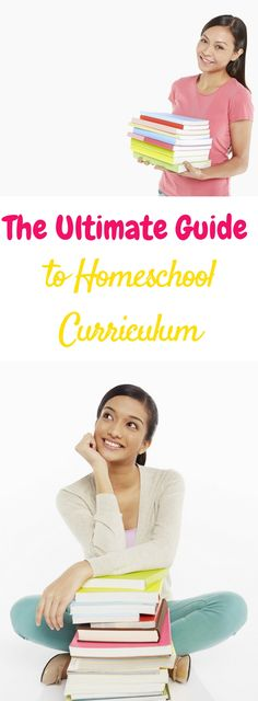 This is the ultimate guide to homeschool curriculum! There's curriculum reviews, tips, and tons more! Seriously every homeschool mom should read this!