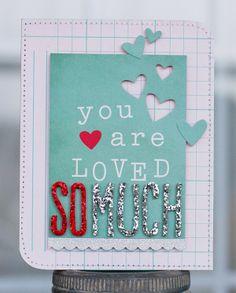 Paper Lulu: Love cards :)