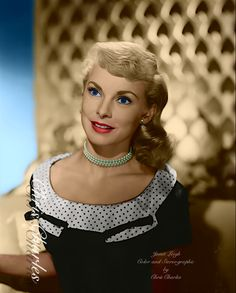 Janet Leigh, Character, Color, Fashion, Moda, Fashion Styles, Colour, Fashion Illustrations, Lettering