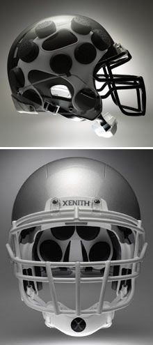 New Helmet Technology may help football players avoid concussions
