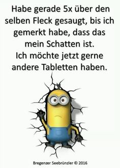 die lustige Community die lustige Community The post die lustige Community & Sprüche appeared first on DIY Event . Minion Humor, Minion S, Minion Banana, Minion Pictures, Word Pictures, Funny Pictures, Funny Note, Funny Buttons, German Quotes