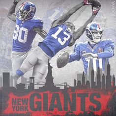 The @nygiants are No. 24 on our countdown to the #nfl season! #Giants #football #nygiants #countdown