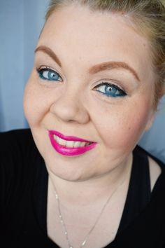 Kenen mielestä et muka pysty?   Avon lanseerasi viime viikolla alkaneessa kampanjassa nro 4 uuden meikkisarjan nimeltä mark.  Sarja keho...