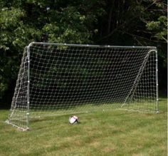 Soccer-Goal-Post-For-Backyard-Football-Training-Outdoor-Kids-Toddlers-12x6-Net