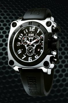 Offshore Limited ZDrive 2 Metallic Black Watch
