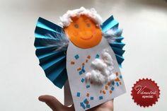 Anděl z papíru - Testováno na dětech