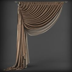 Curtains Vol 04 Classic Curtains, Elegant Curtains, Sheer Curtains, Window Panels, Window Coverings, Window Treatments, Home Curtains, Curtains Living, Decoration Buffet