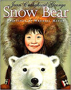 Snow Bear by Jean Craighead George - Bessie and a polar bear cub named Snow Bear play on the ice, while her older brother and the mother bear watch to make sure that everyone is safe. Polar Bear Video, Bear Paintings, Watercolor Paintings, Mother Bears, Bear Theme, Bear Cubs, Polar Bears, Student Motivation, Libros