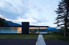 lakeside Japan / Shinichi Ogawa and Associates