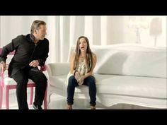 Ricardo Montaner feat Evaluna Montaner La Gloria de Dios - YouTube