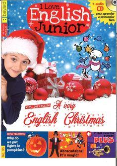I LOVE ENGLISH JUNIOR  nº 95 (Novembro-decembro 2016)