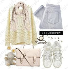Casual outfit fashion
