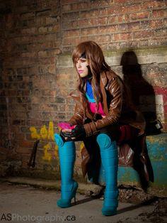 Lara Yih: Nadyasonika viste su diseño cosplay de Gambito femenino