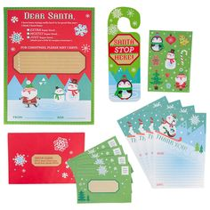 PaperCraft Letter To Santa Pack – Christmas Activity For Kids After Christmas, Christmas Wishes, Kids Christmas, Christmas Presents, Christmas Activities For Kids, Fun Activities, Magic Memories, Santa Letter, Dear Santa