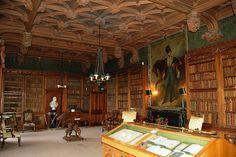 Sir Walter Scott's private library (Abbotsford, Scotland)