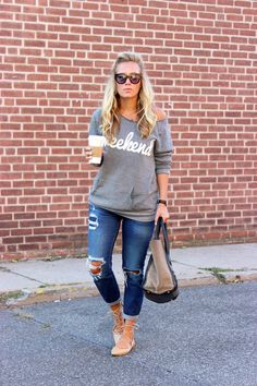 STYLE // Weekend Casual - Style CuspStyle Cusp