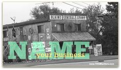 Every business has a name. And if you are thinking of starting a business, one of the first questions you'll face is what to name it. Here are a few approaches you might like.